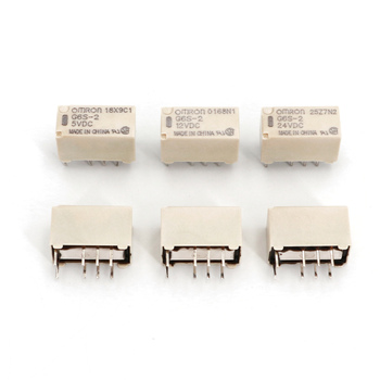 10pcs ORIGINAL G6S-2 5VDC OMRON Relay 8Pins