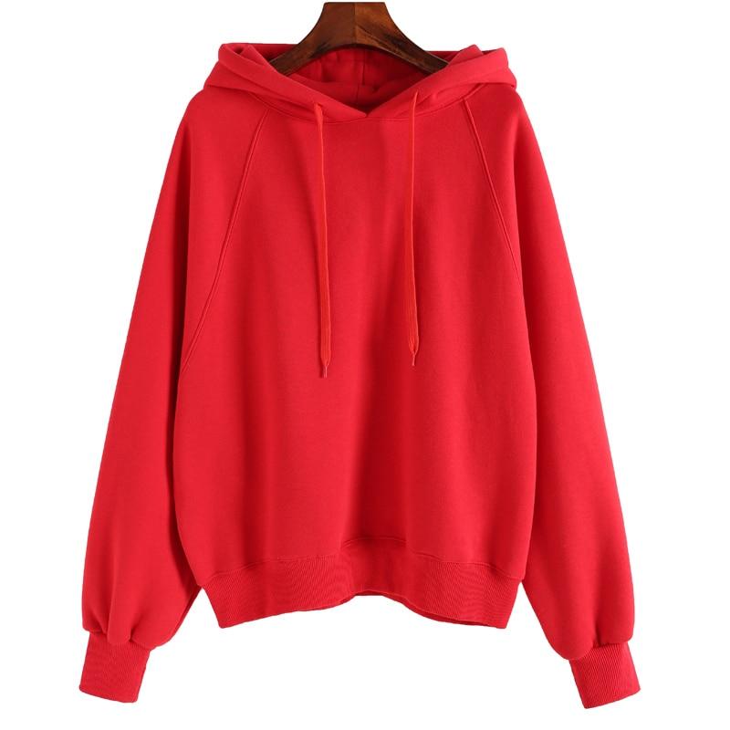 streetwear Hooded Sweatshirt