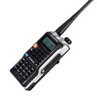 vhf uhf צריכת חשמל גבוהה FM Baofeng BF-Uvb2 Uvb2 פלוס עבור CB רדיו במכונית 8W ווקי טוקי החדש משדר VHF הלהקה כפול UHF רדיו ניידים (4)