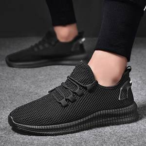 Casual Shoes Tenis Men Sneakers Lightweight Male Walking Breathable Fashion Summer Lace-Up