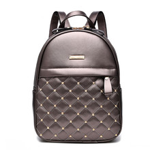 Женский рюкзак, горячая Распродажа, модные повседневные сумки, высокое качество, женская сумка через плечо из искусственной кожи, рюкзаки для девочек, mochila