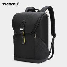 Tigernu 2021 étanche hommes sac à dos de haute qualité 15.6 pouces sac à dos pour ordinateur portable Kroean mode sac à dos adolescent sacs mâle Mochilas
