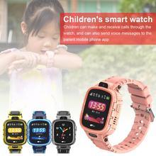 Dziecięcy Smart Watch połączenia wideo w nagłych wypadkach otrzymać telefon zwrotny od pozycjonowanie gps wodoodporna inteligentny zegarek może że i odbieranie połączeń tanie tanio