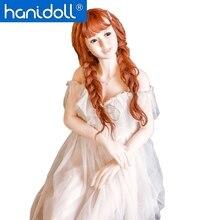 Hanidoll Silicone Sex Doll 148cm B-Cup Full Body Mens Love Lifelike Vaginal Anal Oral