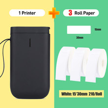 Telefone móvel d11, impressora térmica portátil, mini impressora térmica, sem tinta, bluetooth, android, ios etiqueta