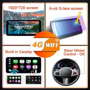 Image 4 - Snapdragon 8CORE Android 10 รถวิทยุสำหรับMercedes Benz C Class W205 GLC Class X253 W446 GPSนำทางมัลติมีเดียเครื่องเล่นDVD