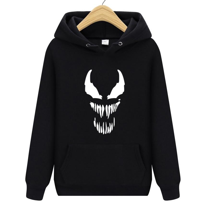 New Hoodies Men 2019 Streetwear Hoodie Hip Hop Hoodie Sweatshirt Erkek Sweat Homme Sweatshirts Mens Stranger Things Joker