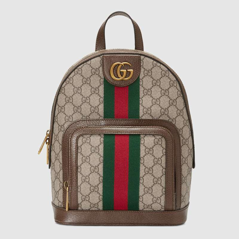 Classic Gucci Ophidia GG Small Backpack Rucksacks For Girls Solid Travel Luxury Designer Bagpack Ladies 547965 9U8BT 8994