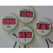 2088 パッシブ 2 線式システムヘッダ 4 20mA 、温度、圧力表示、メーター、ヘッダ割合