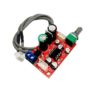 Image 5 - NE5532 Preamplifier Board Audio Preamp Pre amplifier Servo Power DC8 24V AC5 16V