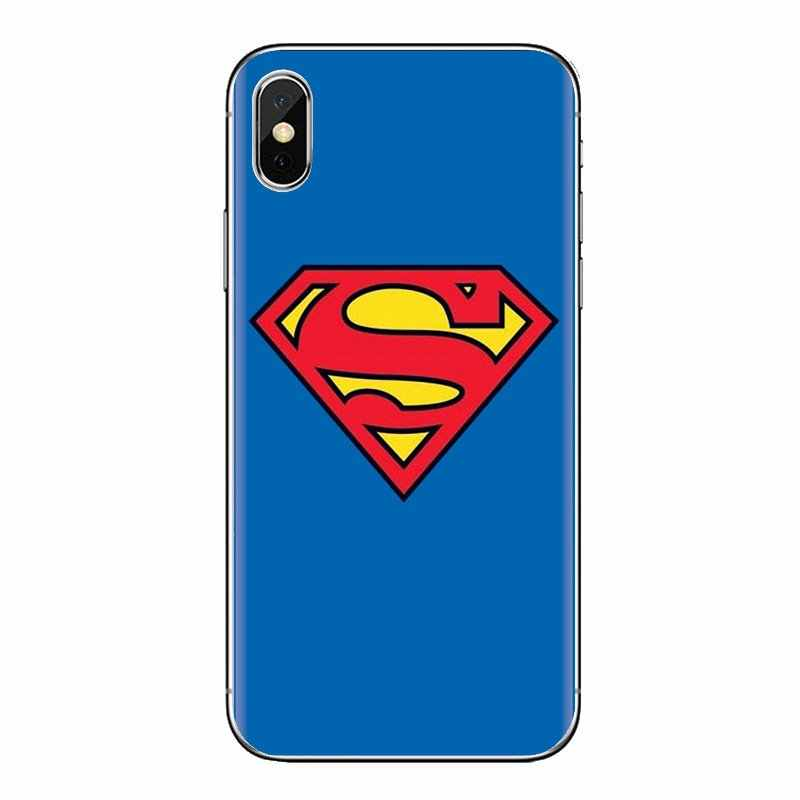 For Huawei P Smart Y6 P8 P9 P10 Plus Nova P20 Lite Pro Mini 2017 SLA-L02 SLA-L22 2i Superman Batman Wonder Woman Phone Cover Bag