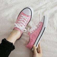 2020 New fashion Canvas Shoes Women Trend Cloth Sho