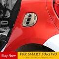 Задняя воздушная декоративная рамка выпускного отверстия ABS стикер 3D защита выхода воздуха крышка автомобиля Стайлинг Аксессуары для ново...