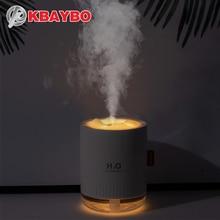 KBAYBO 500ML desktop air humidifier ultrasonic aromatherapy essential oil diffuser portable aromatic sprayer home office