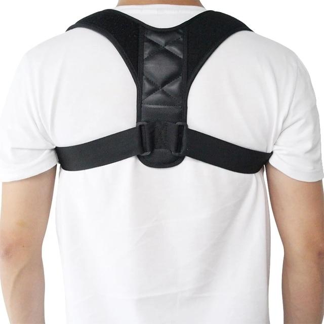 החדש יציבת מתקן ותמיכה חזרה Brace עצם הבריח בחזרה סד מתקן לנשים וגברים