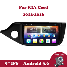 Android 9 Car Radio Multimedia Video Player Navigation GPS For KIA Cee'd CEED JD 2012 2013 2014 2015 2016 DVD Head Unit Video ectwodvd wince 6 0 car multimedia player for kia sorento 2013 2014 2015 2016 car dvd auto video player gps navigation radio