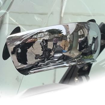 FOR Aprilia RST1000 FUTURA NA Mana 850 GT RSV MILLE/R SHIVER/GT motor 180 Degree wide-angle rearview mirror Blind Spot Mirror for aprilia na 850 gt mana evt 1200 caponord motorcycle front fender fork protector frame slider screw 6mm r