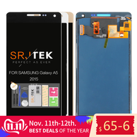 TFT LCD for SAMSUNG Galaxy A5 2015 Display A500FU A500 A500F A500M Touch Screen Digitizer Replacement For SAMSUNG Galaxy A5