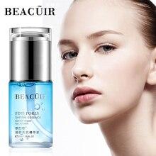 BEACUIR Hyaluronic Acid Shrink Pores Essence liquid Plant Moisturizing Face Serum Whitening Anti-Aging Wrinkles Facial Skin Care