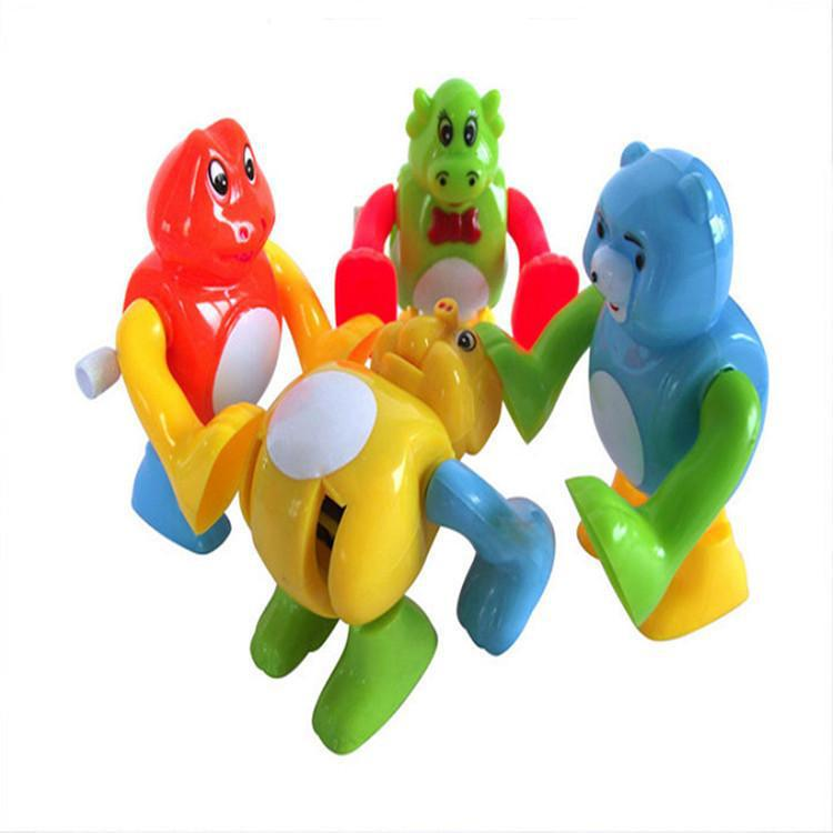 Spring Beetle Toy Chain Colorful Beetle Coccinella Septempunctata Circles Somersaults Stall Hot Selling Supply Of Goods