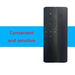 Image 3 - 블루투스 음성 원격 컨트롤러 ABS 플라스틱 적외선 원격 제어 Xiao mi Mi TV Box 14x4x2cm