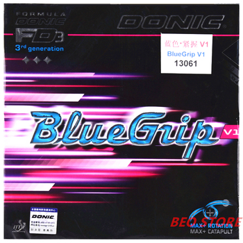DONIC BlueGrip V1 sticky pimples in with sponge tenis de mesa table tennis rubber ping pong