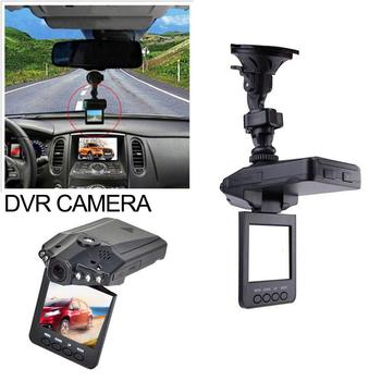 New Type 2.4 In Dash Cam Car Camera DVR 270 Degrees Whirl Dash Cam LED IR Light Vehicle Road Dash Video Recorder USB 2.0 image