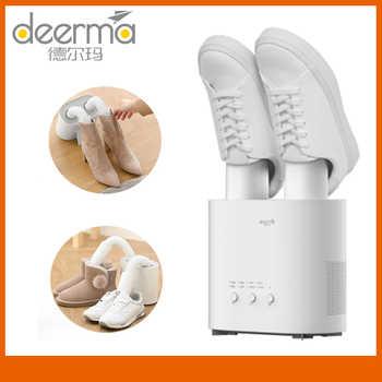 Deerma secador de zapatos DEM-HX20 DEM-HX10 multifunción inteligente retráctil multiefecto esterilización u-shape Dry Shoes