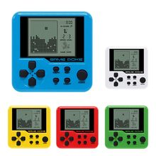 Mini Game Console Children Handheld Game Console Portable Mini Game Handheld Toys Yellow White Red Green Blue Y10(China)