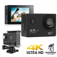 H9 Action Camera WiFi Ultra HD 4K 2.0