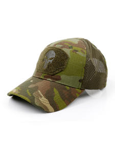 Punisher Skull Baseball Cap Tactical Summer Sunscreen Hat Camouflage Military Army Camo Airsoft Hunting Camping Fishing H56