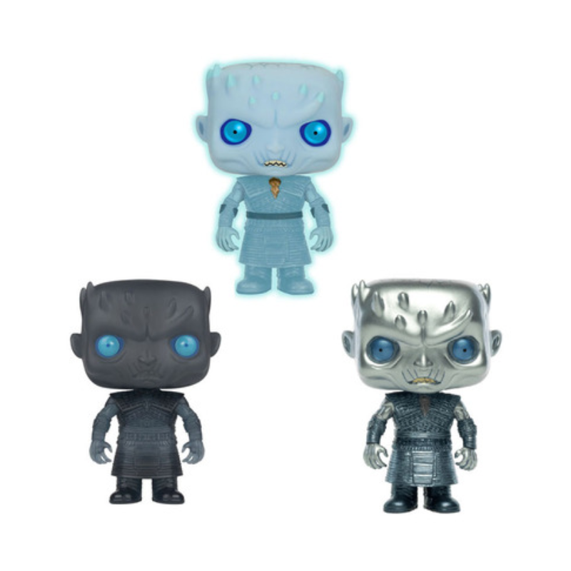 Juego de tronos POP Arya Stark pop 76 PVC figura de colección de juguetes modelo