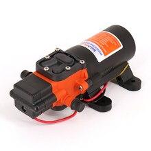 SEAFLO 40 PSI 12V Agua Marina bomba de diafragma de la bomba de barco accesorios duchas de baños