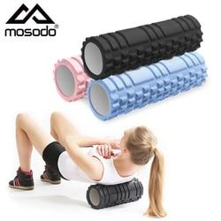 Foam Roller Yoga Block Sport Fitness Foam Roller Gym Pilates Yoga Exercise Back Muscle Massage Roller Home Training Equipment