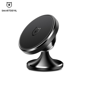Image 1 - SmartDevil Magnet Car Phone Holder For iPhone Xiaomi universal Mount Car Holder For Phone in Car Cell Mobile Phone Holder Stand
