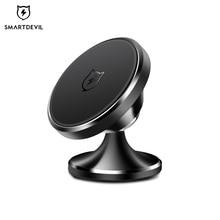 SmartDevil mıknatıslı araba telefon tutucu iPhone için Xiaomi evrensel dağ aracı telefon tutucusu için arabada araba cep telefon tutucu standı