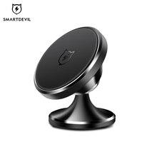 Smartdevil ímã suporte do telefone do carro para o iphone xiaomi universal montar suporte do carro para o telefone em celular do carro suporte do telefone móvel