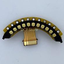 Nowy 100-400 14-140 obiektyw tylny montaż bagnetowy Flex Cable kontakt FPC część dla P anasonic 100-400mm ASPH POWER OIS dla Leica DG cheap Lustrzanki CN (pochodzenie) Panasonic