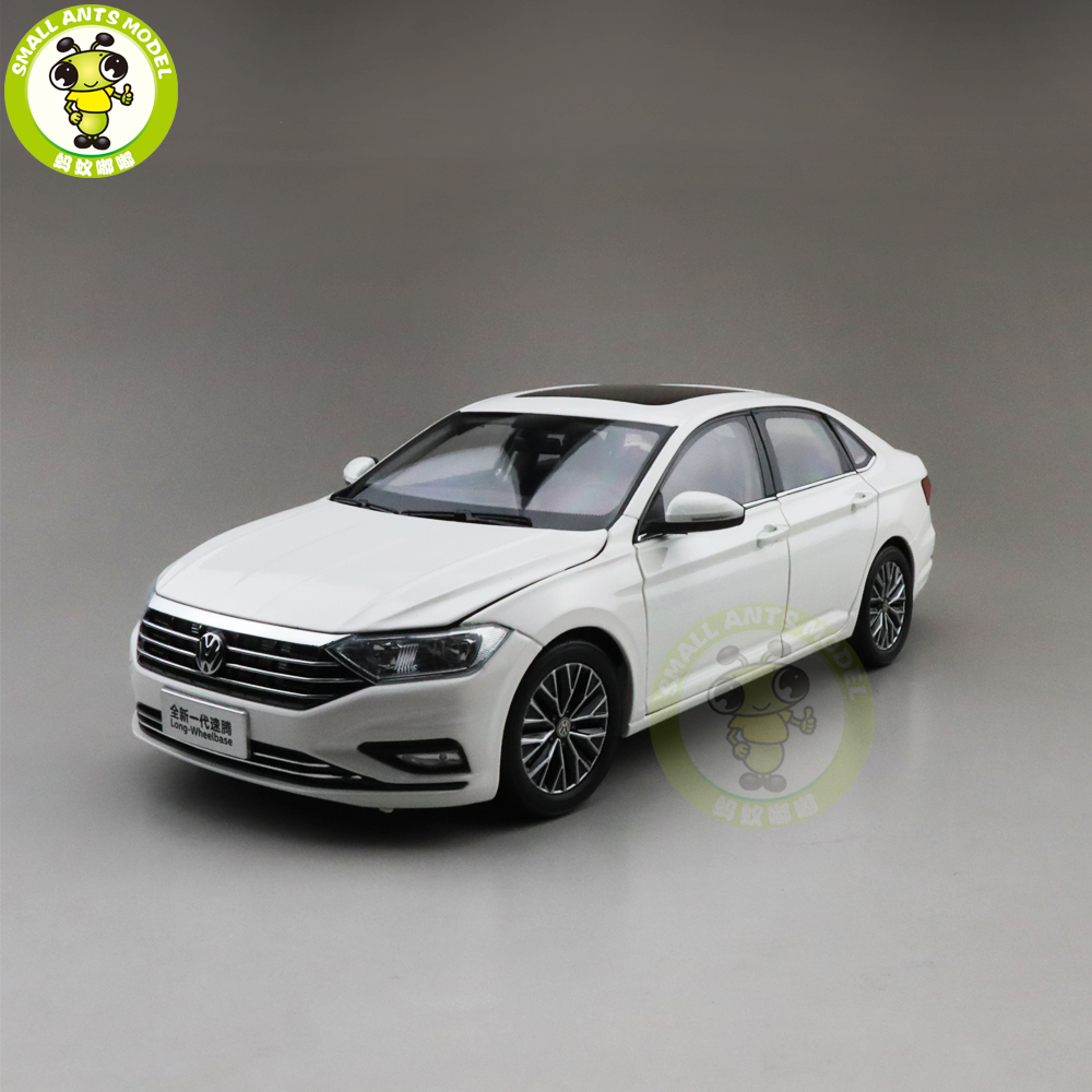 1/18 FAW Sagitar Long-Wheelbase Diecast Model Car Toys Boys Girls Gifts