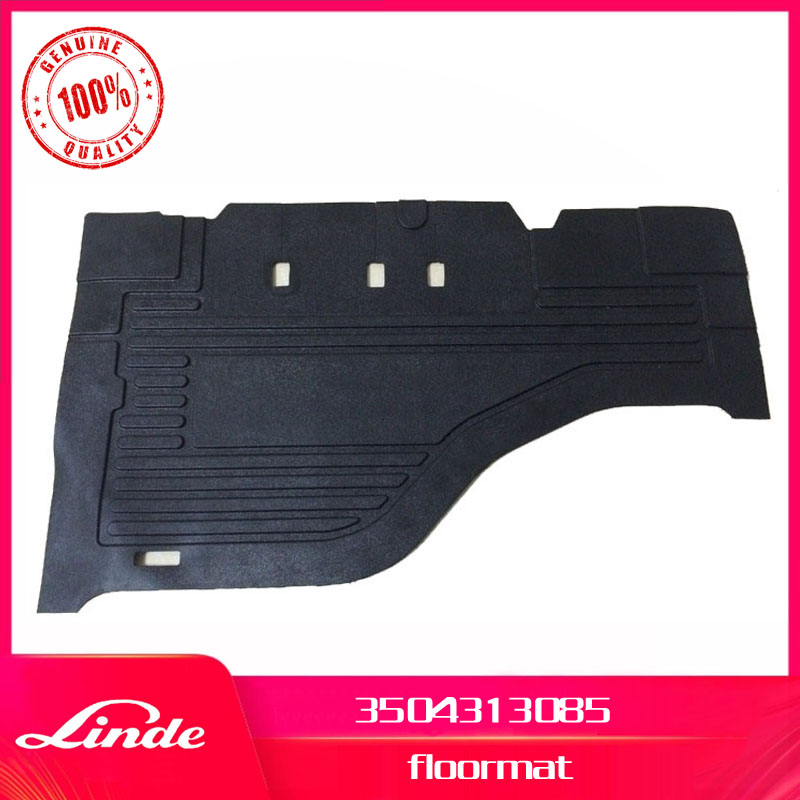 Linde Forklift Genuine Part 3504313085 Floormat Used On 350 Diesel Truck H12 H16 H18 H20 New Service Spares Parts