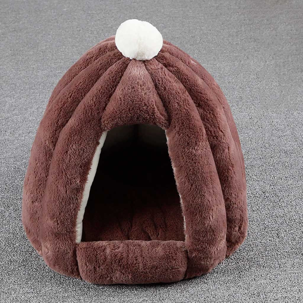 cute dog beds for small dogs Coffe