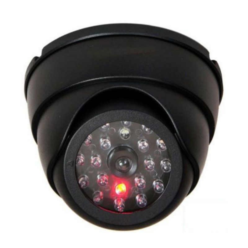 Dummy Domeกล้องปลอมปลอมIP VedioกระพริบLED Light Home Storeกล้องวงจรปิดความปลอดภัยการเฝ้าระวังวิดีโออุปกรณ์เสริม