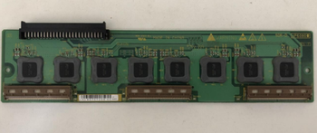 90% new used buffer board ND60200-0048 JP6080 For Hitachi 50PD9900 50PD9980