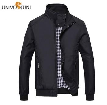 2019 Jacket Men Fashion Casual Loose Mens Jacket Sportswear Bomber Jacket Mens jackets Men Coats Plus Size M- 5XL Wind Breaker