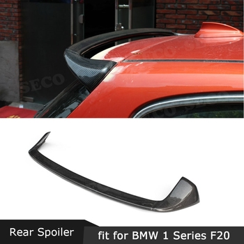 1 Series Carbon Fiber Rear Roof Spoiler Top Wings For BMW F20 Spoiler 1 Series 116i 120i 118i M135i 2012-2018 AC Style