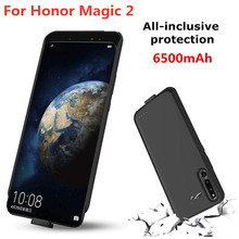 6500mAh Portable Mobile Power Pack Charging Box for Huawei Honor Magic 2 External Battery Case Charger Box Capa