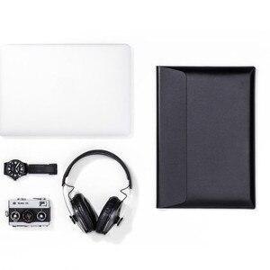 Image 4 - Xiaomi Laptop Liner Bijgewerkte Versie Pu Materiaal 12.5 Inch 13.3 Inch Voeringzak Notebook Voor Macbook Air Draagbare En Dunne