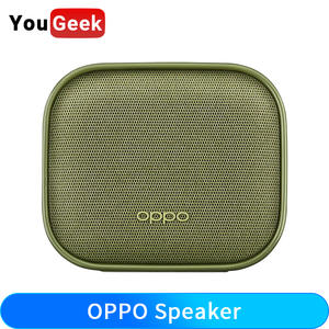 Oppo Portable Speaker Wireless Bluetooth 5.0 Speakers 750mAh Battery Type-c port