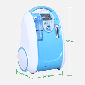 Image 4 - 5L Medical Portable Oxygen Concentrator Generator Home Oxygen Generator 24 hours continuous oxygen flow respirators
