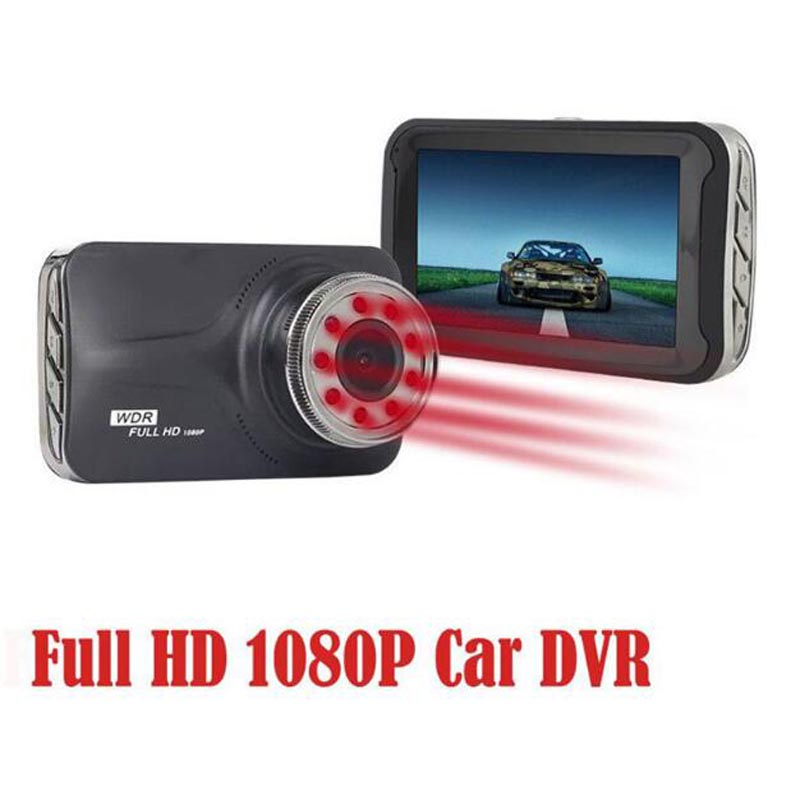 For Novatek 96223 Mini Car Dvr Dvrs Dash Camera Full HD 1080P 3.0LTPS Aluminum Action DV DVR CAM Video Recorder Night Vision